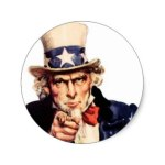 uncle_sam_i_want_you_big2_324x290_jpg_round_sticker-r880cbdb205944279a62e6118ca6e2912_v9waf_8byvr_324